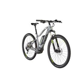 HAIBIKE SDURO HardNine 4.0 Elcykel MTB Hardtail grå